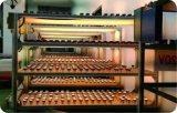 軽いGU10球根の下で引込むアルミニウム3With5W穂軸LEDのホテル