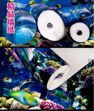 Carta da parati stampabile solvibile del getto di inchiostro di Eco di vendita calda poco costosa