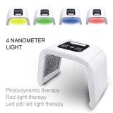 LED de fotones rejuvenecimiento de la piel PDT la terapia de luz para el cuidado de la piel de la máquina de belleza