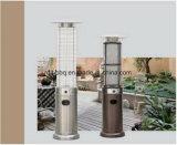 Stand Cercle Chauffage / enduit de poudre de flamme et options en acier inoxydable