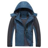 Classic Hoodie-Wearing homens Jacket Piscina casual de vento Jacket camada exterior
