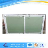 Plaques de plâtre suspendues au plafond de la porte d'accès / panneau d'accès 600X1200mm