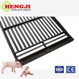 Prix haut de la grille de lamelles en fonte de la qualité du porc