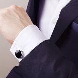 Button abrange o original alfinetes para camisas com botões de mola do manguito do Botão