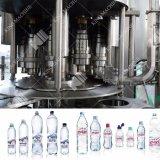 L'eau minérale pure entièrement automatique Machine de remplissage de bouteilles