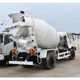 La marca cinese Dongfeng 6 carrai piccoli Ready 3 camion concreti della miscela cubica dei tester, camion concreto di trasporto