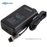 Battery Meter (2~15Ah)の16.8V 2.8A李イオンBattery Pack Charger