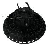 Montaje de la luz de techo LED UFO 250w de la Bahía de alto 6000K Luz del día 120V 277V