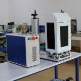 가득 차있는 프로텍터 방패를 가진 보석 섬유 Laser 표하기 또는 조각 또는 절단기