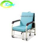 Aço barato Hospital Cadeira de atendimento do paciente