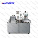 약제 기계장치를 위한 자동적인 경구 액체 시럽 채우는 캡핑 기계