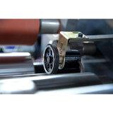 De servo Hoge snelheid die van de Aandrijving Machine voor het Etiket van de Sticker scheuren