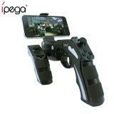 Ipegaのページ9057は振動及び弾丸のリロードのシミュレーションを用いるアンドロイドそしてIos装置のための銃撃戦のゲームのBluetoothのゲーム銃のリロードを模倣する