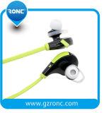 Fone de ouvido sem fio Bluetooth Sweatproof Sport Ginásio para treino de Funcionamento
