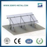 Structure de fixation de l'énergie solaire pour le montage du panneau de l'énergie solaire
