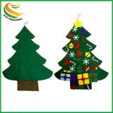 Fête de Noël de fournitures de décoration de l'arbre de Noël feutre pendaison