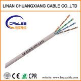 Cabo de rede Cat5/Cat6/Cat7 Comunicação de fio de cobre Cabo LAN Ethernet patch cord cabo de dados para o sistema de segurança do computador