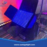 Indicatore luminoso esterno della rondella di colore della città della lavata 180*3With9W LED della parete del LED