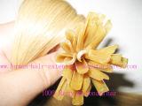 De Uitbreiding van het Haar van de Keratine van Remy