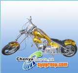 Air-Cooled, quatro traços, Picador de cilindro único (CYMT-H16)