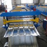 屋根のシートによって電流を通されるアルミニウムは機械の形成を冷間圧延する