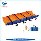Barella Emergency del materasso di vuoto di salvataggio con la pompa di piede