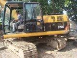 Année utilisée 2011 du tracteur à chenilles 320d d'excavatrice