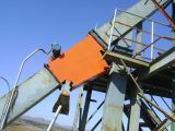 Перевозчик утюга сброса магнита сепаратора трубопровода Rcyg постоянный магнитный