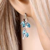 Xuping 형식 보석 새로운 디자인 우아한 CZ 귀걸이 (24770)