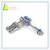 使い捨て可能な接触蒸発器のペンのCbdオイルガラスの噴霧器
