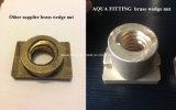 Duktiles weich elastisches des Eisen-Absperrschieber-DIN3352 F4/F5 gesetzt