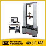 Máquina de teste material universal eletrônica da força elástica do servocontrol do computador de Wdw-20/50/100/200/300kn