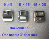 Машина удаления волос лазера диода штанги 808nm лазера портативная пишущая машинка 12 с заменимым размером места 3
