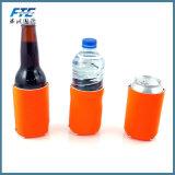 Refroidisseur coloré de bouteille en verre de vin pour l'usager