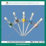 IV Katheter Cannula/IV mit Injektionsöffnung