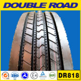 Pneu de direction, All Steel Pneus, pneu de camion faible PRO 295 / 75r22.5