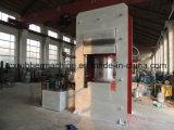 Coluna ou tipo automático máquina Vulcanizing de borracha da coluna da imprensa da placa de borracha com controle do PLC