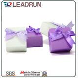 Het Vakje van de Verpakking van de Opslag van de Verpakking van het Vakje van de Gift van de Juwelen van het document (Ys81)
