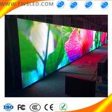 Visualización a todo color de interior P10 (RGB) CCC. Ce RoHS