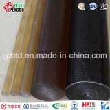 Usado Solid Customized Size Rigid PVC Round Bar