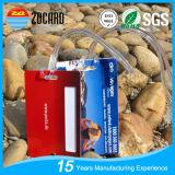 Zdcard a personnalisé des étiquettes de bagage de PVC