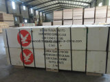 madera contrachapada de la teca de Birmania del gradiente de 3.2mm-3.6m m AAA para el mercado de Iraq