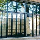 بناية زجاج يعزل زجاج لأنّ نافذة وباب