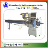 Máquina de empacotamento automática de travesseiro Servo Dris-Swsf-450