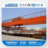 Puente rodante magnético para el material de acero que levanta con la certificación de la ISO del SGS del Ce
