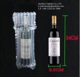 Verpakking van uitstekende kwaliteit van de Bel van het Kussen van de Lucht de Beschermende voor de Verpakkende Zakken van de Fles van de Wijn