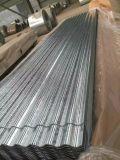 亜鉛によって塗られる電流を通された波形の屋根シートのGIの屋根ふきシート