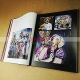 Impression de livre de photographie de livre d'art de livre À couverture dure