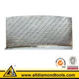 Morceaux de foret de faisceau de diamant de segment d'Arix pour le béton