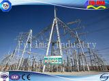 Hulpkantoor van de Transformator van het staal het Structurele Elektrische (ts-001)